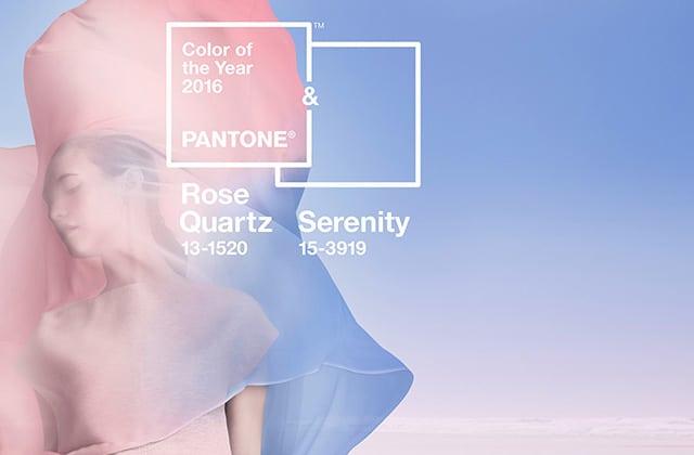 Comment porter Serenity, l'autre couleur Pantone de 2016 ?