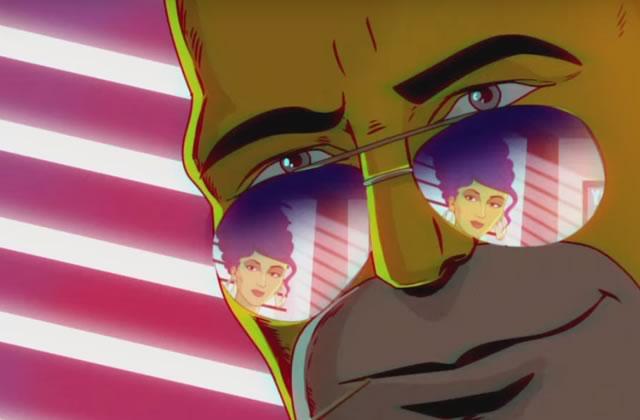 Les Simpson s'inspirent de Miami Vice pour leur «couch gag»