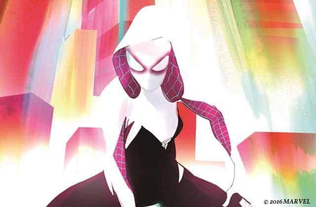 Gagnez «Spider-Gwen» tome 1, un comics rock'n'roll et savoureux!