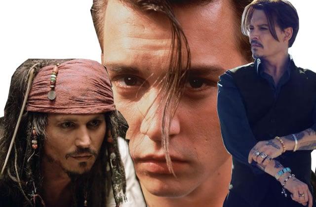 Quel Johnny Depp devrais-tu pécho?