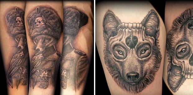 le mondial du tatouage 2016 en 10 artistes  u00e0 d u00e9couvrir  1