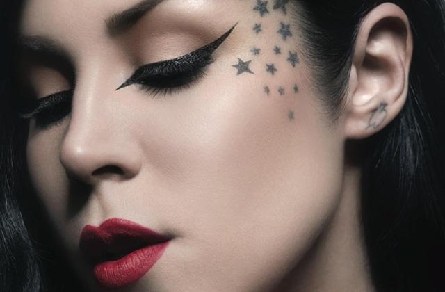 Too Faced va sortir une collection de maquillage avec la tatoueuse Kat Von D