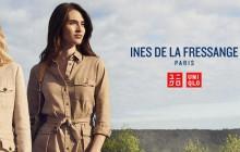 Inès de la Fressange et Uniqlo lancent une nouvelle collection capsule