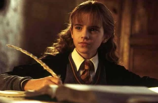 Hermione la studieuse
