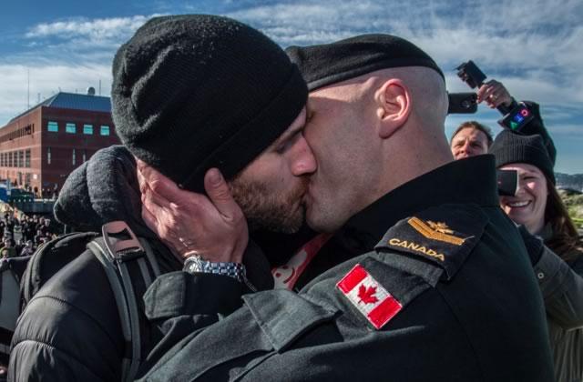 L'armée canadienne promeut la diversité de la plus jolie des manières
