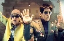 Ben Stiller et Owen Wilson investissent une boutique Valentino pour «Zoolander 2»