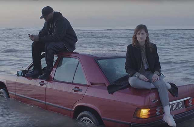 Booba et Christine and the Queens dévoilent le clip de « Here »