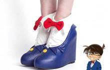 Les chaussures & chaussettes « Détective Conan », le swag venu du Japon