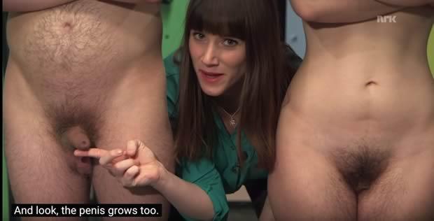 Alexa Vachon photographie le sexe dans les pornos et dans