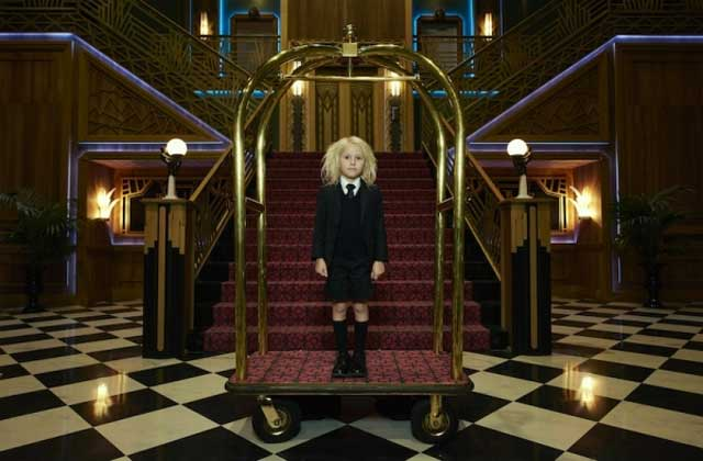 Get the Déco — American Horror Story Hotel