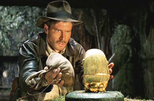 «Indiana Jones et les Aventuriers de l'Arche Perdue» en ciné-concert, un moment puissant
