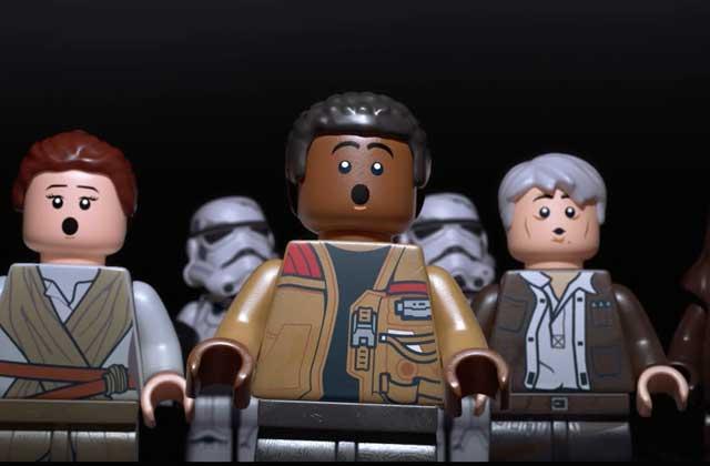 Le jeu vidéo LEGO «Star Wars:The Force Awakens» arrive!
