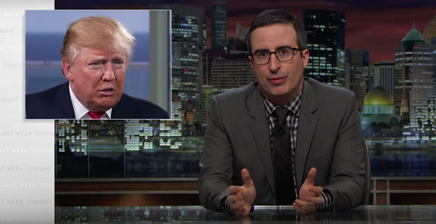 john-oliver-donald-trump-hair-face
