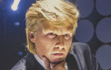 Johnny Depp se transforme en Donald Trump pour Funny or Die !