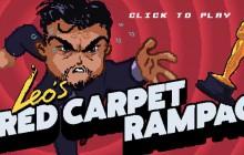 Incarnez Leonardo DiCaprio courant après son Oscar dans un jeu en ligne!