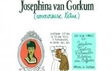 Josephina van Gorkum, têtue jusque dans l'Au-Delà — Les Culottées, par Pénélope Bagieu