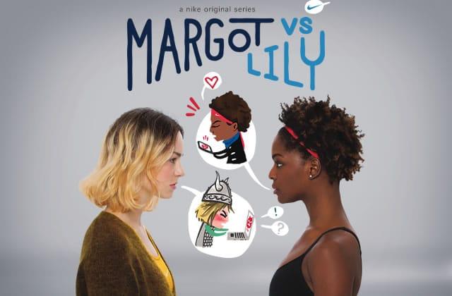 #MargotViking vs #LilyNinja, la websérie de Nike pour se (re)mettre au sport sans pression!