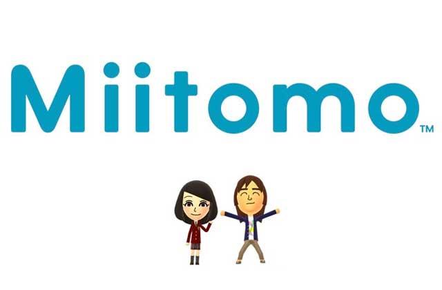 Miitomo, la première application de Nintendo, arrive en France!