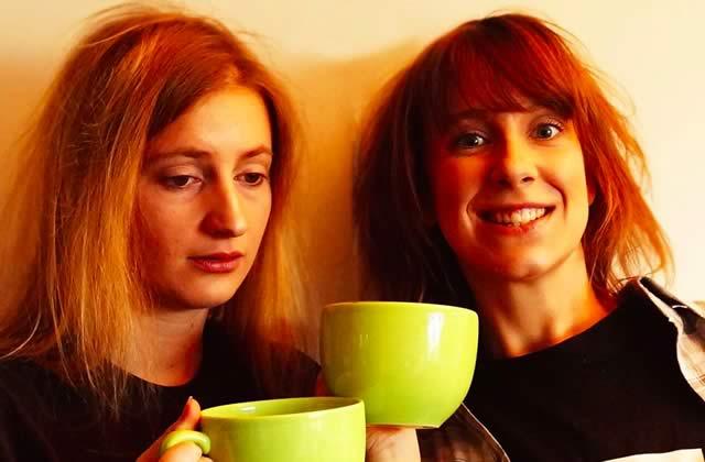 «Nat & Alice in the Morning», deux youtubeuses pop-culture déjantées!