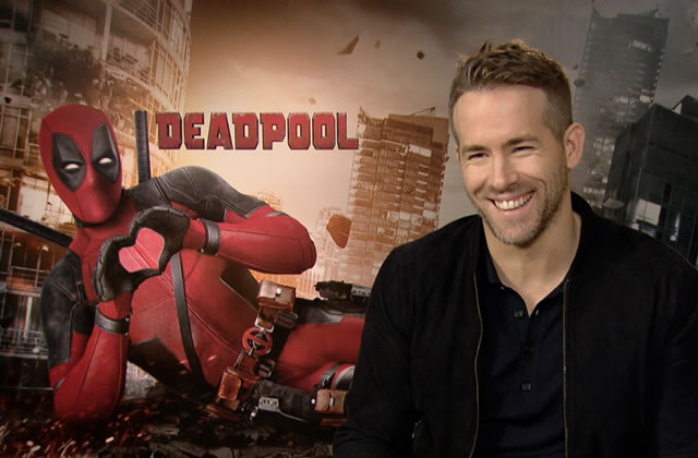 Ryan Reynolds nous parle de Deadpool, « son alter-ego », en interview!