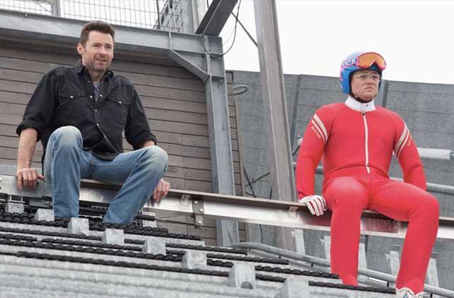 Ryan Reynolds interview Hugh Jackman de façon très WTF pour « Eddie the Eagle »