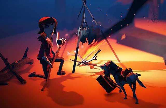 « The Flame in the Flood », jeu de survie qui fait rêver, a une date de sortie !