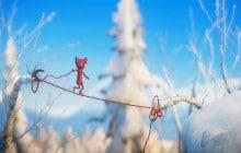 «Unravel», le jeu vidéo qui tisse une jolie toile d'émotions