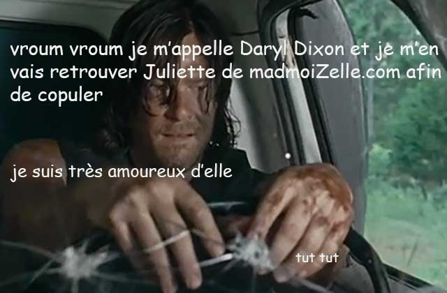 The Walking Dead S06E09 — Le récap (rigolo)