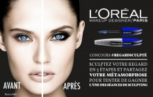La rédac teste le «sculpting du regard» avec L'Oréal Paris (+ Concours)