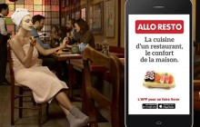 ALLO RESTO vous offre un code promo pour dîner devant #TopChef