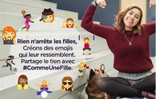 Always dénonce les emojis sexistes dans sa dernière campagne