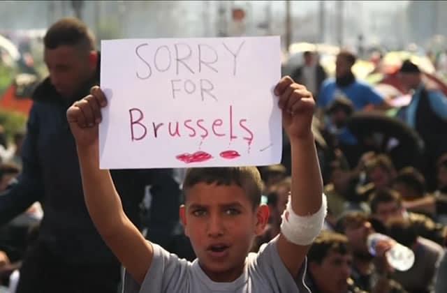 Les Belges n'ont « pas peur »… mais les Syriens, si