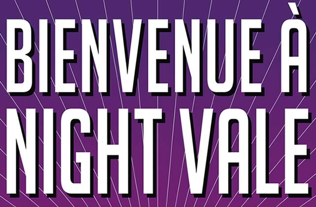 Le roman « Bienvenue à Night Vale » sort en librairies !