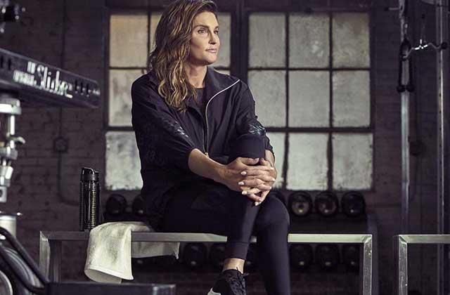 Caitlyn Jenner est la nouvelle égérie d'H&M Sport !