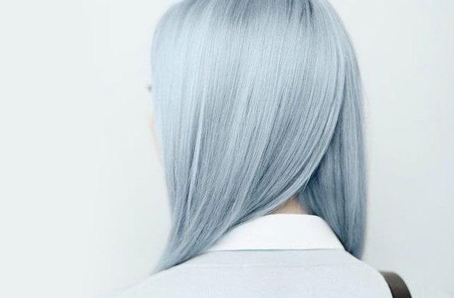 Les cheveux blue jeans, la tendance coloration du printemps 2016