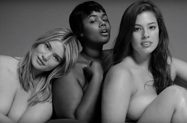 Un spot de lingerie (censuré!) célèbre la beauté des femmes rondes