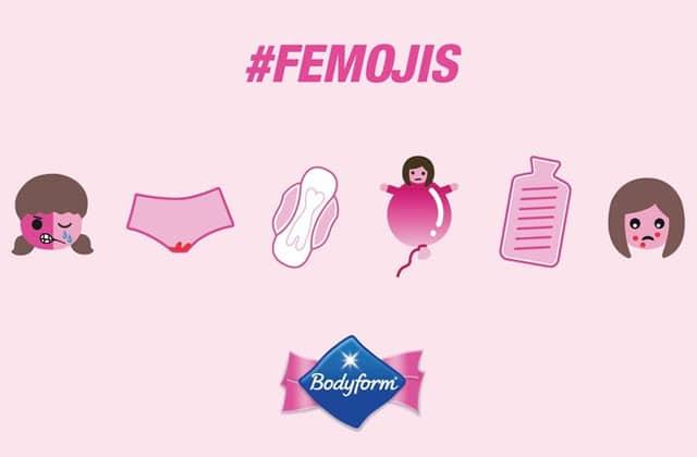 Les «Femojis», des emojis à thématique ragnoutes