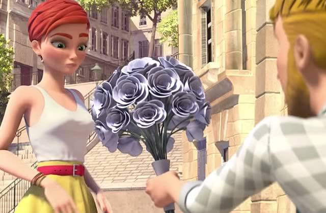 «Hé mademoiselle », un génial film d'animation sur le harcèlement de rue par des étudiants de l'ESMA (màj)