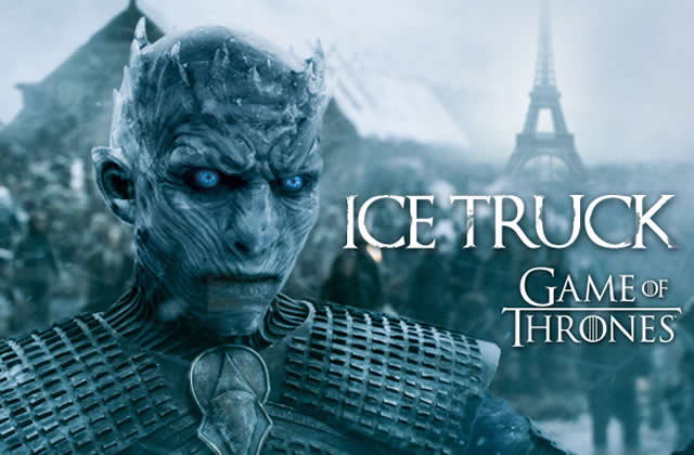 Ice cream is coming : les glaces «Game of Thrones » débarquent à Paris !