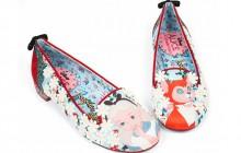 Irregular Choice sort une collection de chaussures «Alice au Pays des Merveilles»!