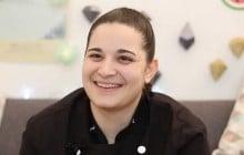 Julia Sedefdjian, plus jeune cheffe étoilée de France, nous parle de son parcours
