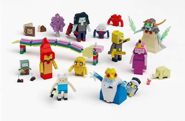 Les LEGO «Adventure Time» arrivent !