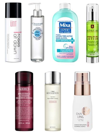 lotion-visage-shopping