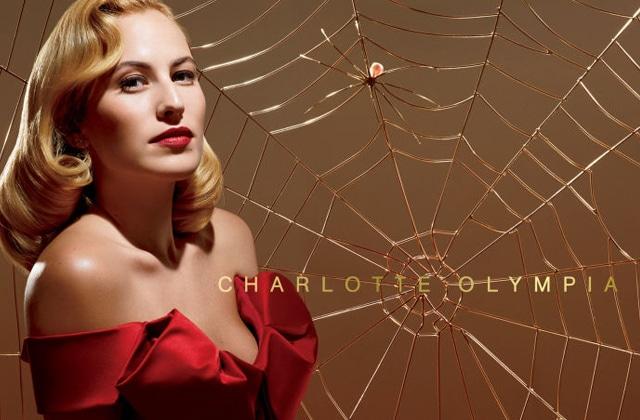 MAC sort une collection de maquillage 50s avec la créatrice Charlotte Olympia