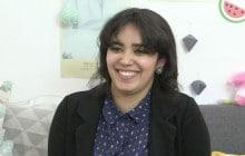 Portrait de Malika Sakhi, étudiante et… élue municipale, à 22 ans !