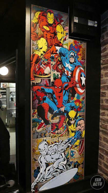 restaurant dc marvel