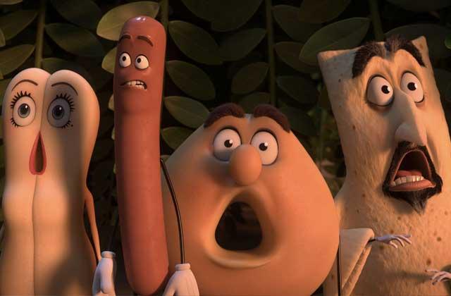 « Sausage Party», le film d'horreur qui vous empêchera de manger, a une nouvelle bande-annonce