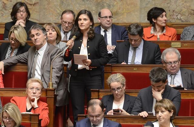Marie Le Vern dénonce, avec pertinence et fermeté, le machisme ordinaire en politique