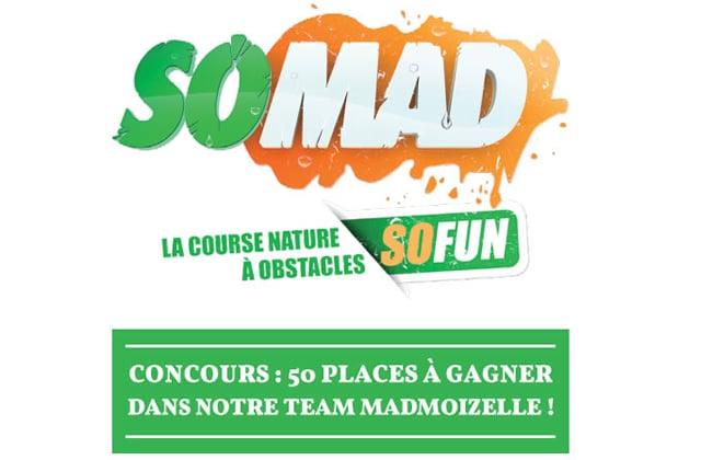Viens suer avec la rédac lors du SoMad le 19 mars prochain !