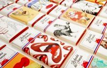 Les tablettes de chocolat à l'honneur dans une expo gourmande!